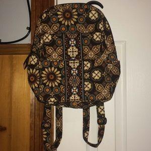 "Vera Bradley Mini Backpack in ""Canyon"""